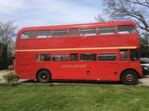 1966 Routemaster bus AEC
