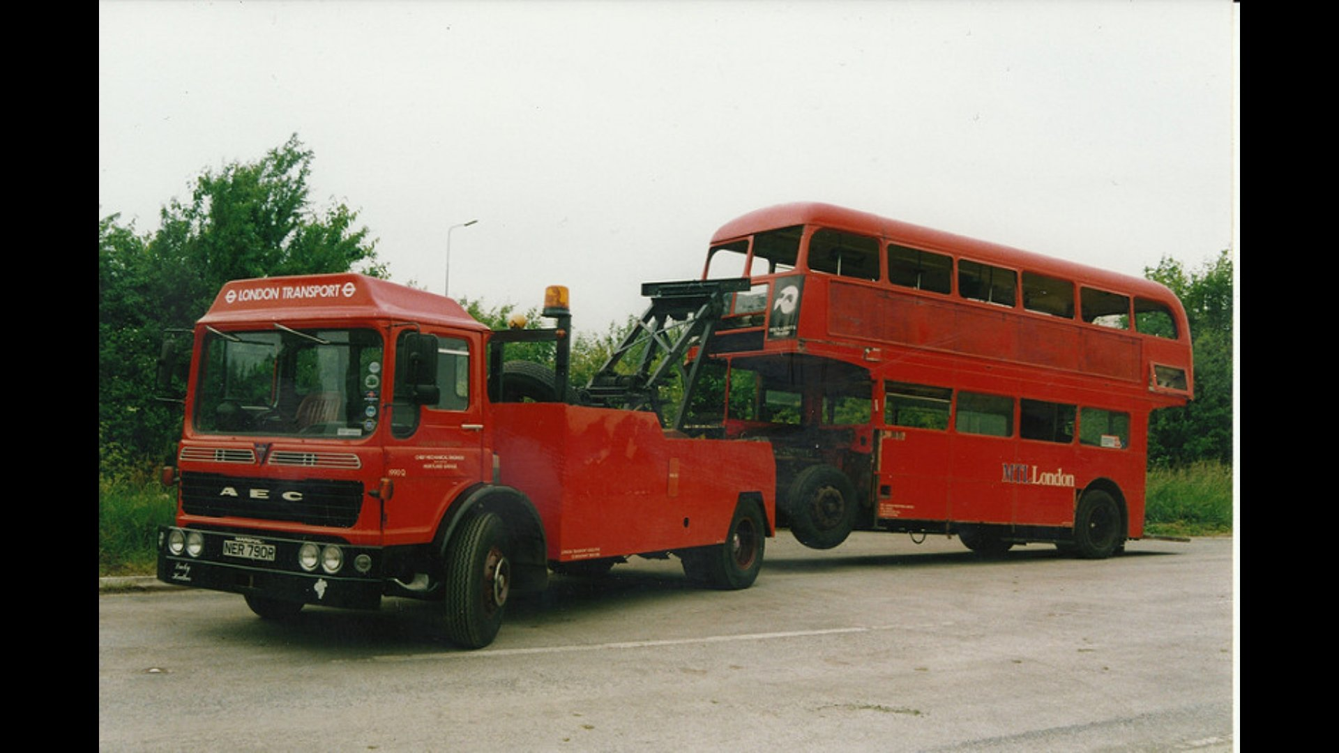 1975 AEC Recovery Truck For Sale (picture 5 of 6)