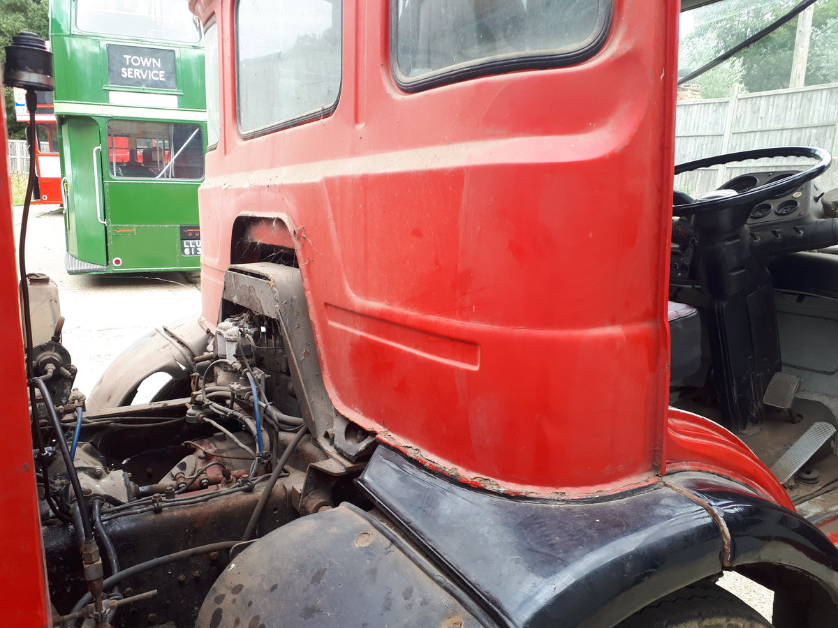1975 AEC Recovery Truck For Sale (picture 6 of 6)