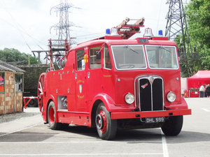 Picture of 1952 AEC Regent Merryweather Fire Engine
