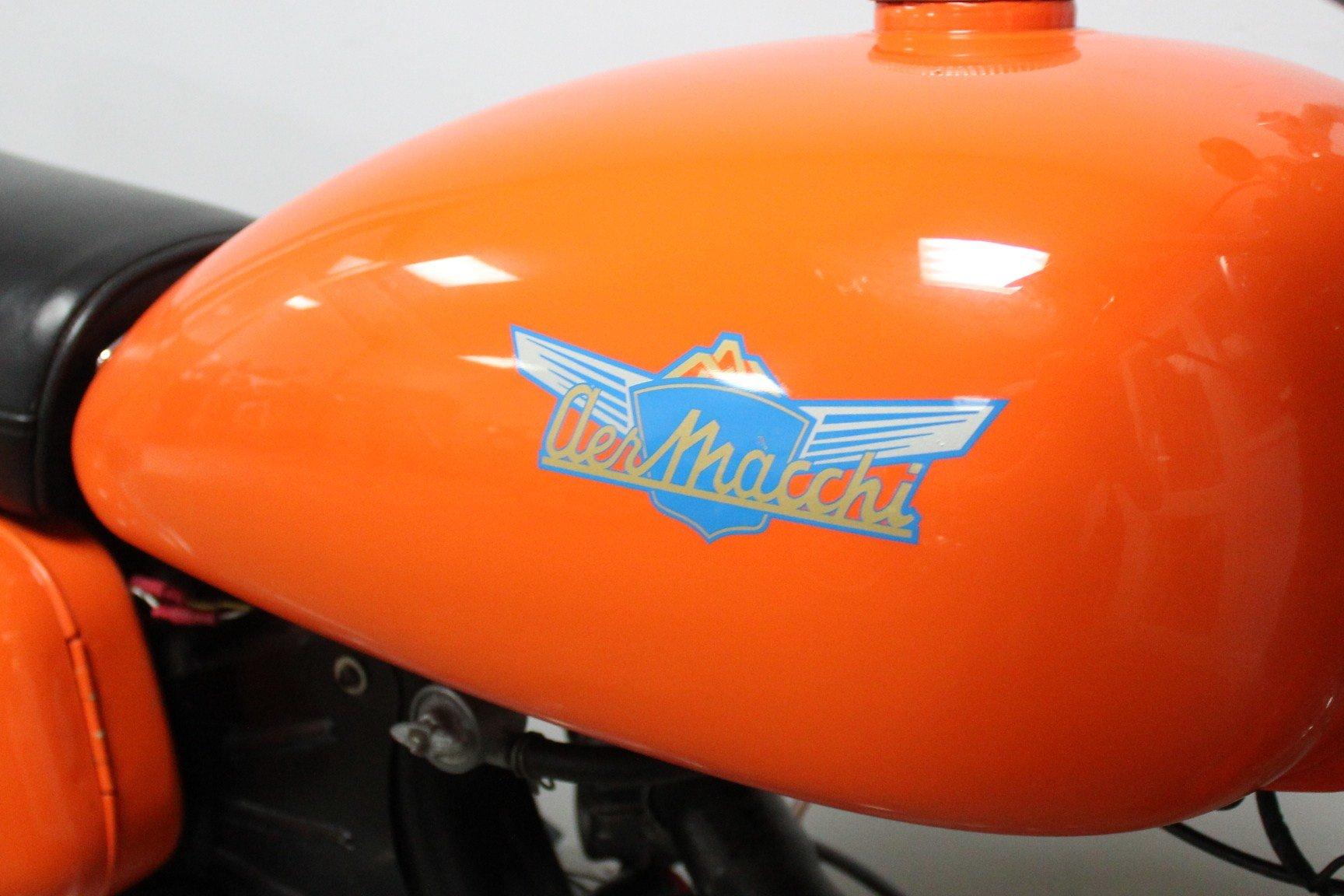 1972 Aermacchi 350 cc Sprint (350N) Beautiful Condition SOLD (picture 3 of 6)