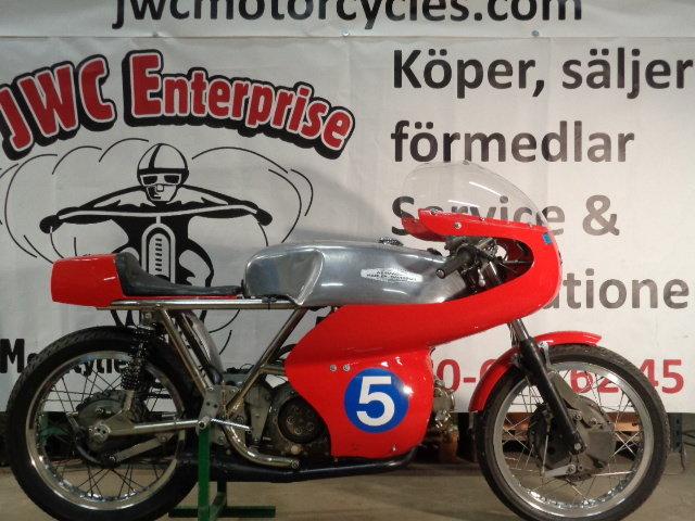1969 Aermacchi Metisse 350cc SOLD (picture 1 of 6)
