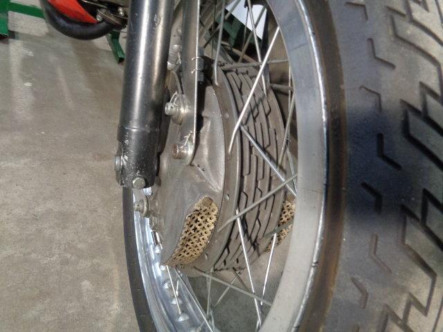 1969 Aermacchi Metisse 350cc SOLD (picture 2 of 6)
