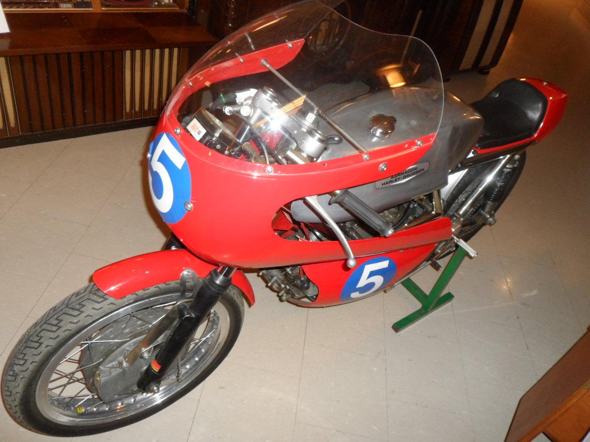 1969 Aermacchi Metisse 350cc SOLD (picture 4 of 6)