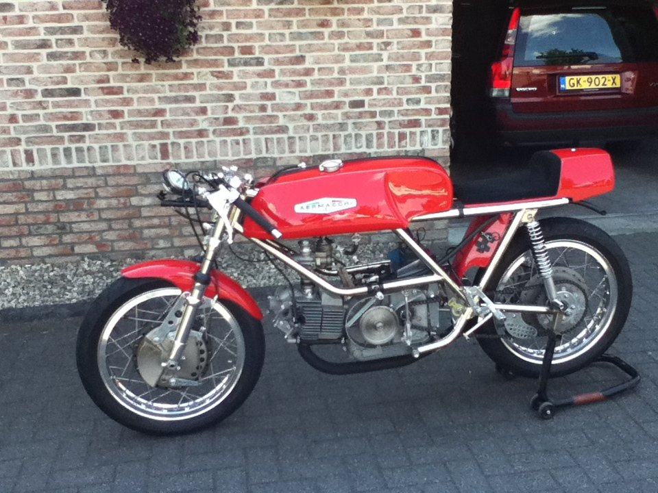 1970 Aermacchi race 380 For Sale (picture 2 of 6)