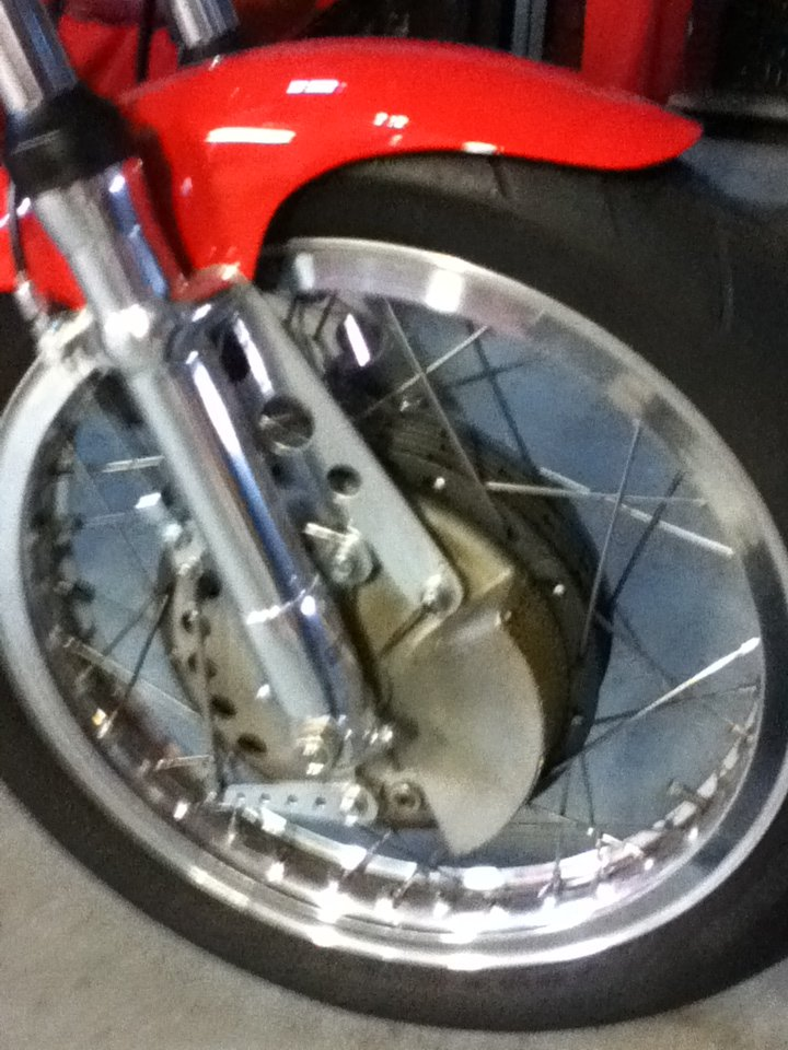 1970 Aermacchi race 380 For Sale (picture 5 of 6)