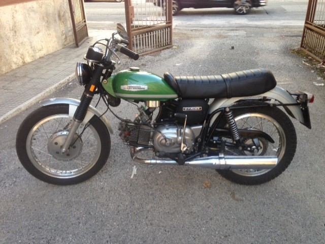 1971 Aermacchi HD 350 Sprint For Sale (picture 1 of 6)