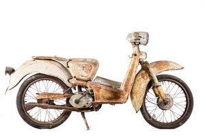 C.1957 AERMACCHI ZEFFIRO (SEE TEXT) (LOT 576)