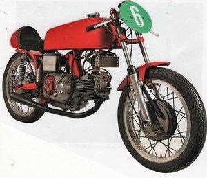 1967 Aermacchi 350 Racer