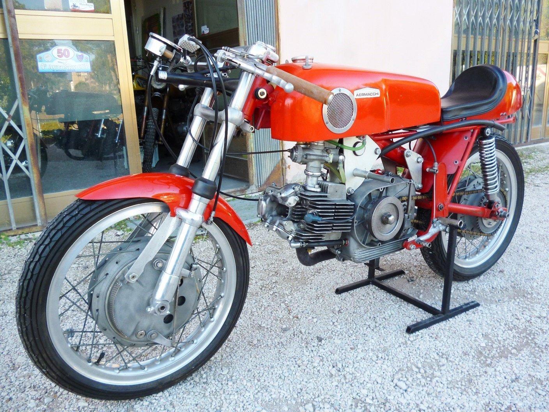 1966 Aermacchi 350 Ala d' Oro For Sale (picture 1 of 6)