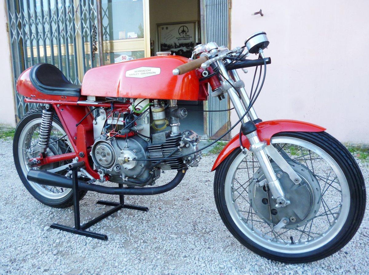 1966 Aermacchi 350 Ala d' Oro For Sale (picture 2 of 6)