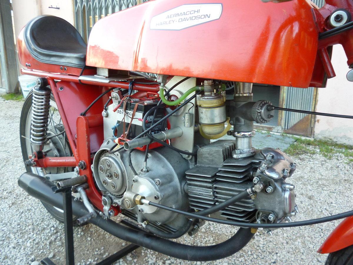 1966 Aermacchi 350 Ala d' Oro For Sale (picture 4 of 6)