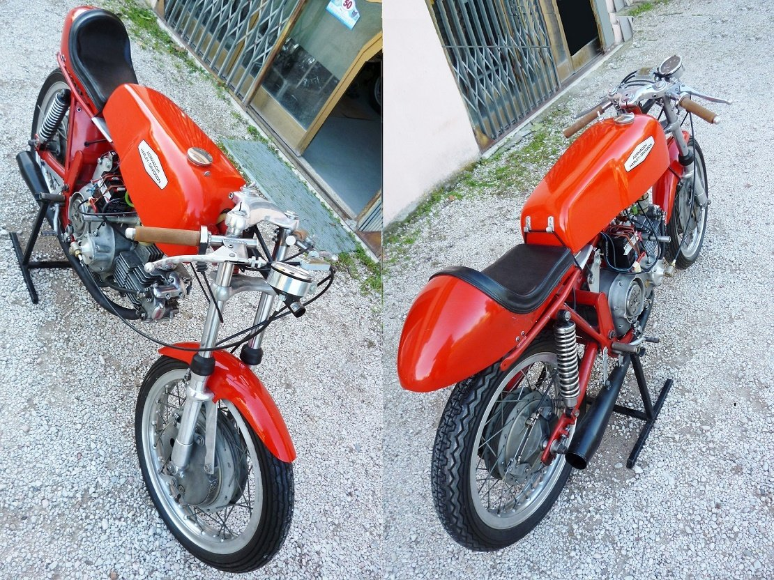 1966 Aermacchi 350 Ala d' Oro For Sale (picture 5 of 6)