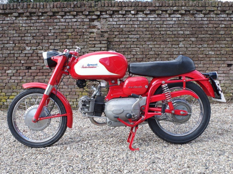 1962 Aermacchi - Harley Davidson Ala Verde 250 For Sale (picture 1 of 6)
