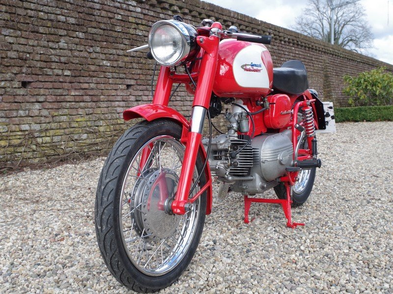 1962 Aermacchi - Harley Davidson Ala Verde 250 For Sale (picture 2 of 6)