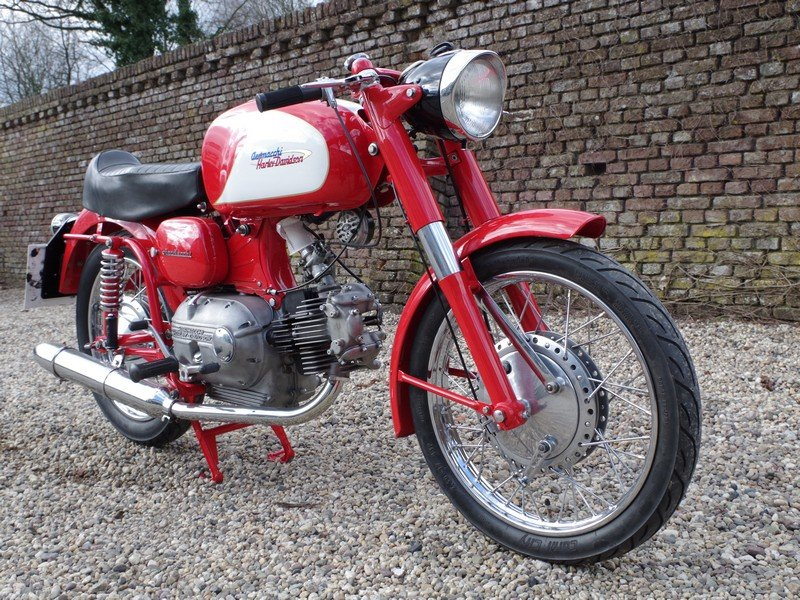 1962 Aermacchi - Harley Davidson Ala Verde 250 For Sale (picture 5 of 6)