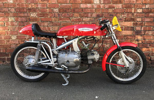 1961 AERMACHI HARLEY-DAVIDSNON 250 CLASSIC MOTORCYCLE For Sale