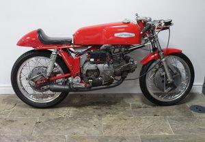 c1967 Aeramcchi 250 cc Ultra Short Stroke 5 Speed Ala d Oro