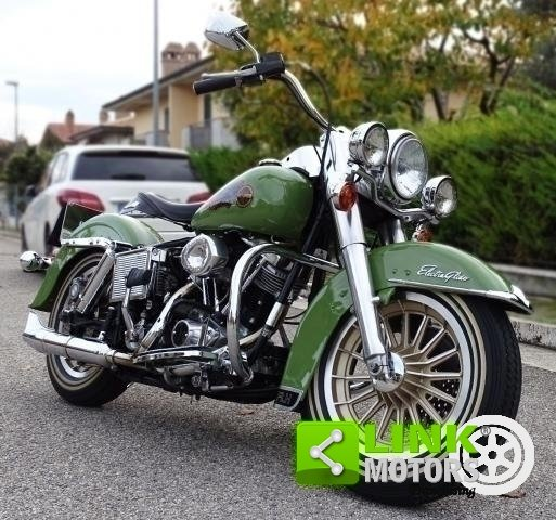 1979 HARLEY-DAVIDSON ELECTRA GLIDE For Sale (picture 1 of 6)