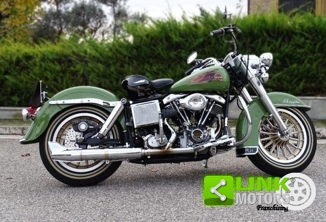 1979 HARLEY-DAVIDSON ELECTRA GLIDE For Sale (picture 2 of 6)