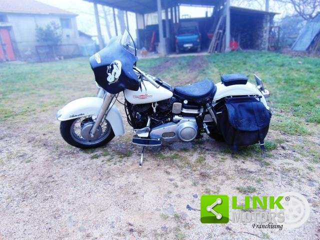 Harley Davidson FLH Electra Glide, anno 1968, conservata For Sale (picture 4 of 6)