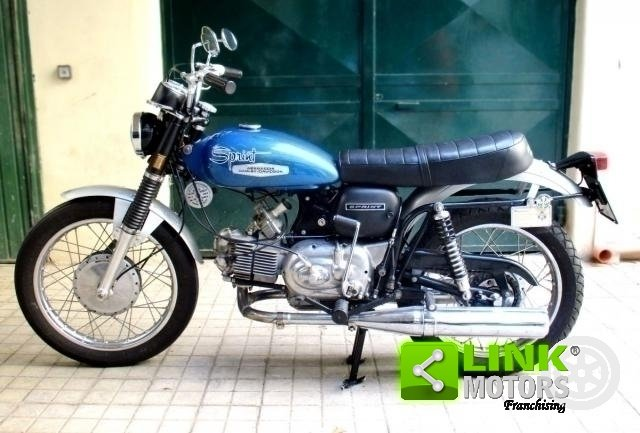 Aermacchi Harley Davidson Sprint 350 (1971) For Sale (picture 1 of 6)
