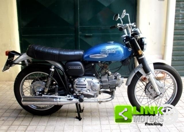 Aermacchi Harley Davidson Sprint 350 (1971) For Sale (picture 2 of 6)