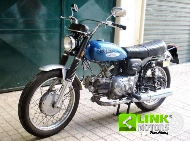 Aermacchi Harley Davidson Sprint 350 (1971) For Sale (picture 3 of 6)
