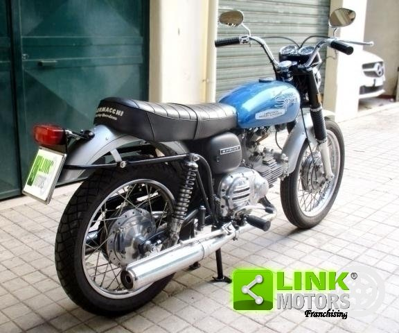 Aermacchi Harley Davidson Sprint 350 (1971) For Sale (picture 4 of 6)