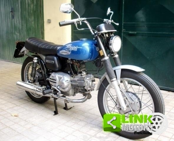 Aermacchi Harley Davidson Sprint 350 (1971) For Sale (picture 5 of 6)