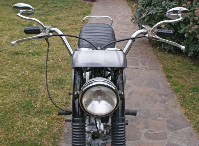 AERMACCHI HARLEY DAVIDSON 1970 TARGA ORO UNICO PROPRIETARIO For Sale (picture 4 of 6)