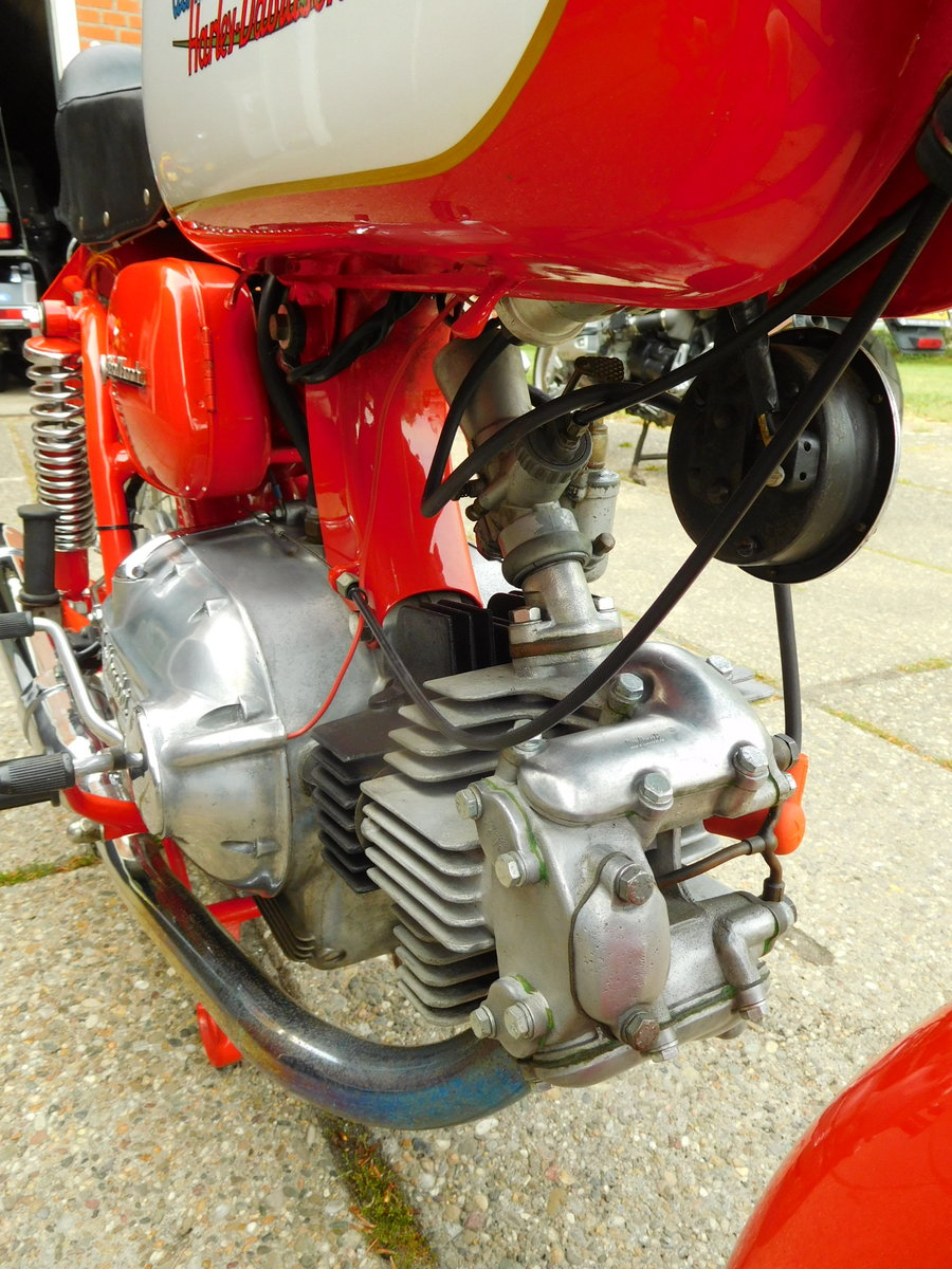 1965 Aermacchi Ala Verde in exellent condition For Sale (picture 3 of 6)