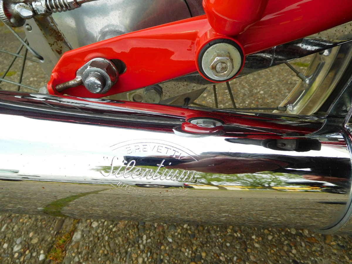 1965 Aermacchi Ala Verde in exellent condition For Sale (picture 6 of 6)