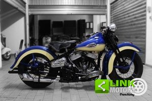 Picture of Harley Davidson Model WLA del 1942, Uniproprietario, Perfet For Sale