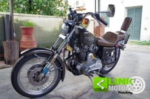 Harley-Davidson Sportster XL 1000 - TARGA ORO
