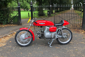 Picture of 1960 Aermacchi Harley Davidson 250 race  SOLD