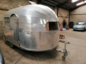 Stunning 1949 Airstream Wee Wind For Sale