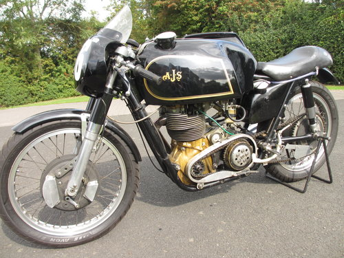 Ajs 7r boy racer 1956 350cc For Sale (picture 1 of 2)
