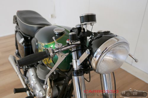 1961 AJS Model 31 CSR Completely restored in perfect condition ! For Sale (picture 4 of 6)