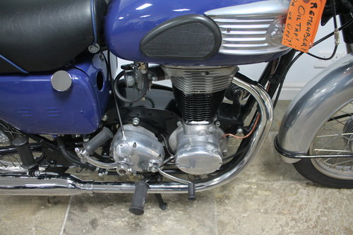 1962 AJS 350 cc Sceptre Sports Model 16  Fully Restored SOLD (picture 3 of 6)