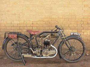 1925 AJS Side Valve 350cc SOLD