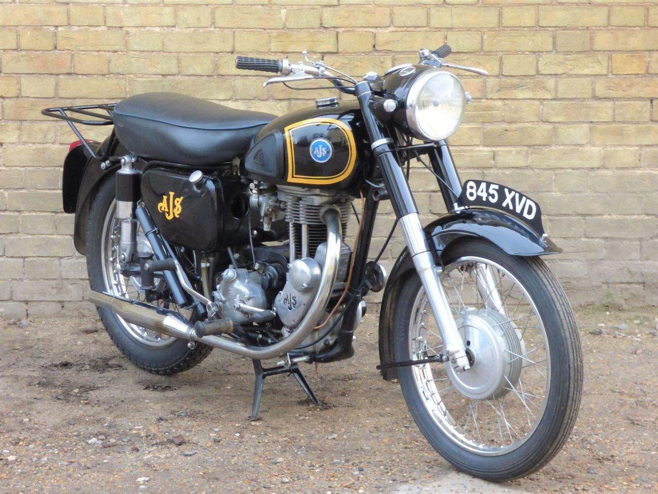 1956 AJS Model 16MS 350cc SOLD (picture 5 of 6)
