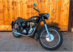 1955 AJS 16M (350cc) SOLD by Auction