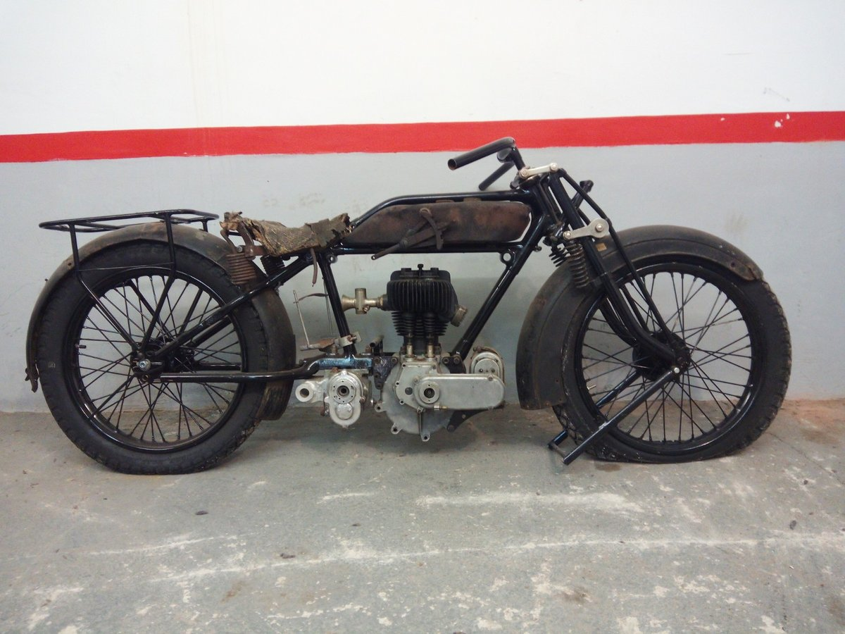 1926 AJS 500cc For Sale (picture 1 of 2)