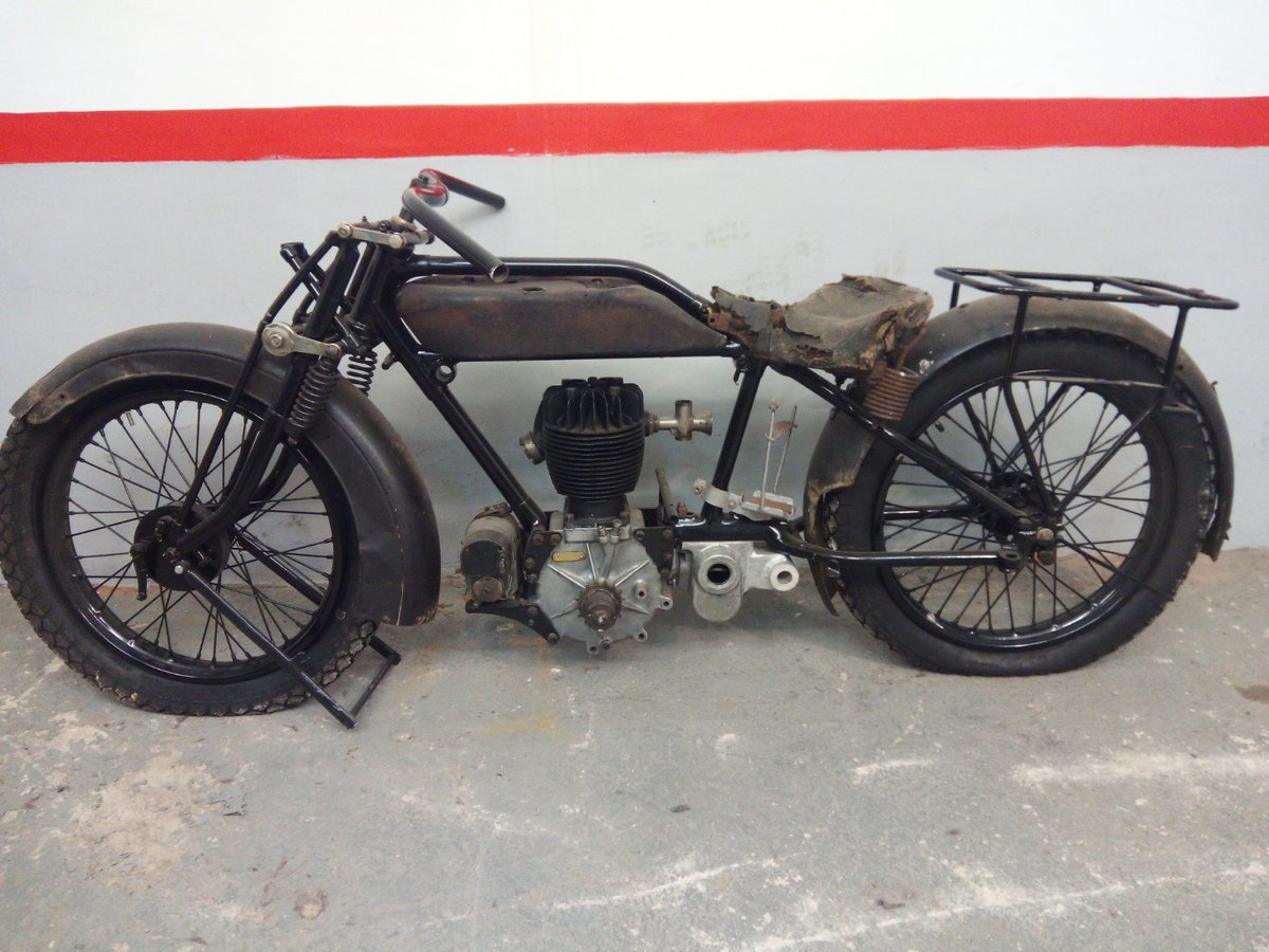 1926 AJS 500cc For Sale (picture 2 of 2)
