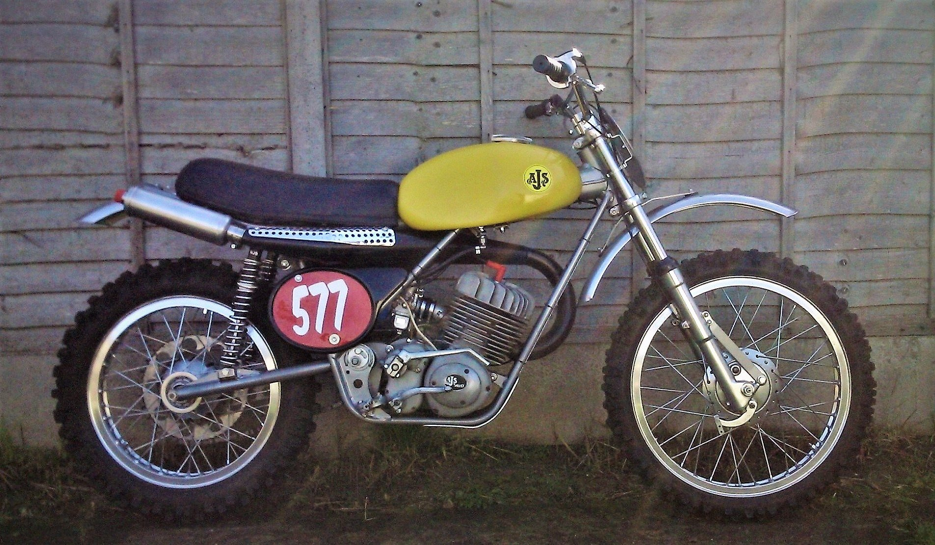 1972 AJS Stormer 410 SOLD (picture 5 of 6)