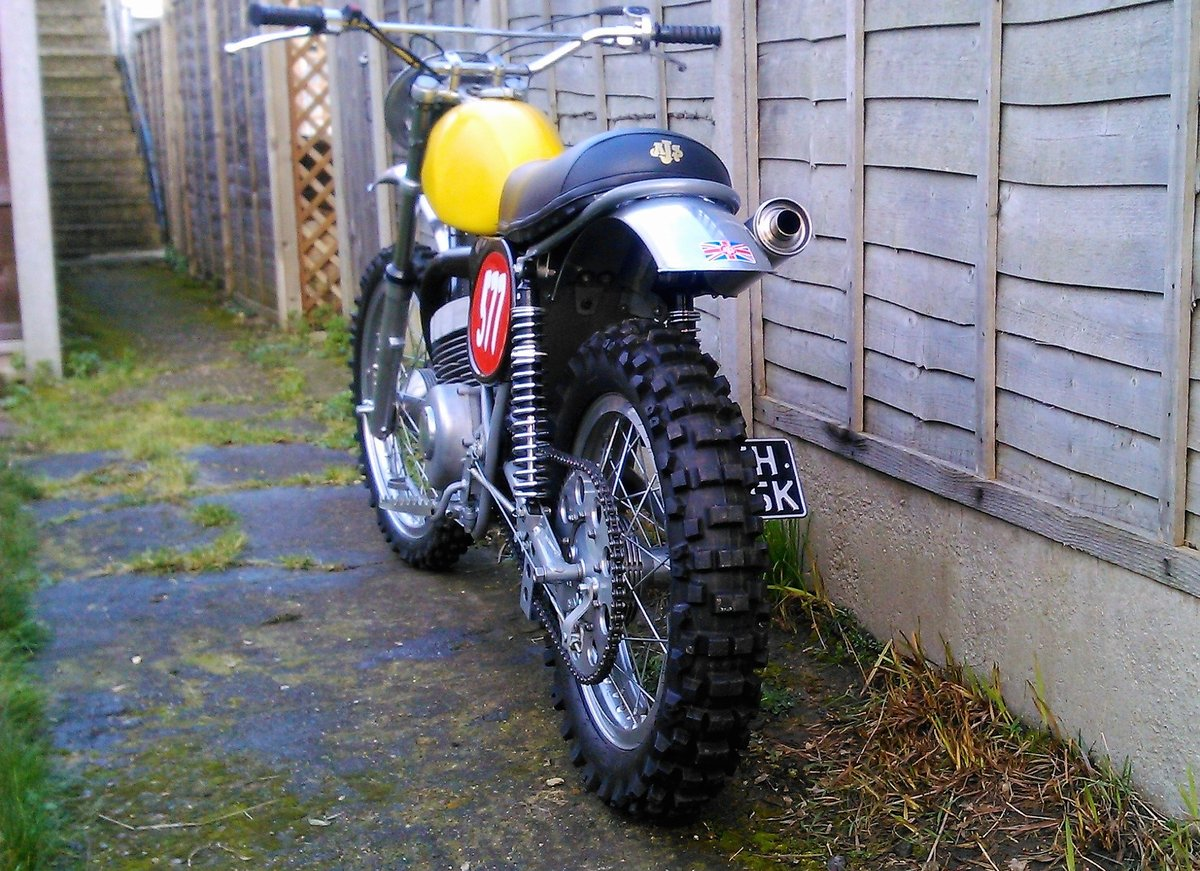 1972 AJS Stormer 410 SOLD (picture 6 of 6)