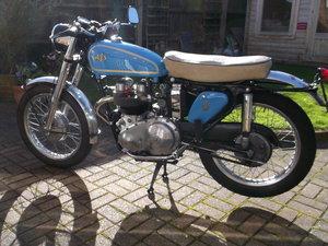 1957 AJS Model 30 CS replica