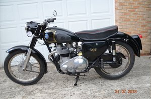 1957 Ajs m20 500cc For Sale