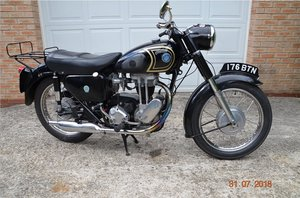 1957 AJS 16 MS For Sale